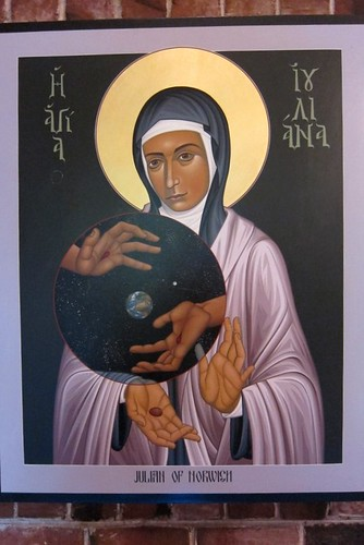 Julian of Norwich icon School for Deacons