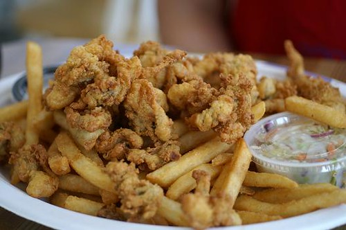 Fried Clam Strips