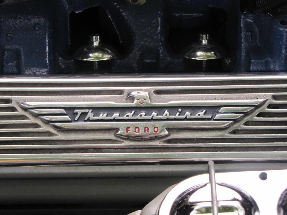 medium resolution of thunderbird logo bballchico tags 1958 ford ranchero carshow hotrods valvecover thunderbird 206 washingtonstate
