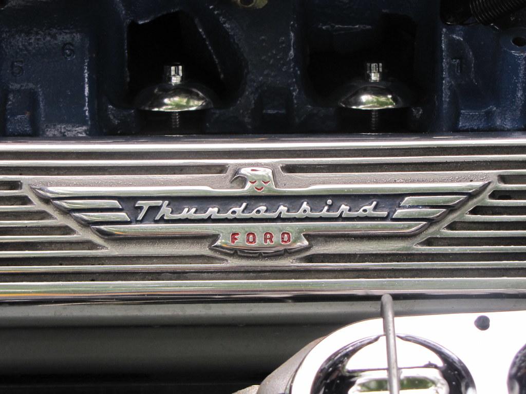 hight resolution of thunderbird logo bballchico tags 1958 ford ranchero carshow hotrods valvecover thunderbird 206 washingtonstate