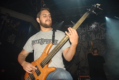 Bart Williams of The Black Dahlia Murder