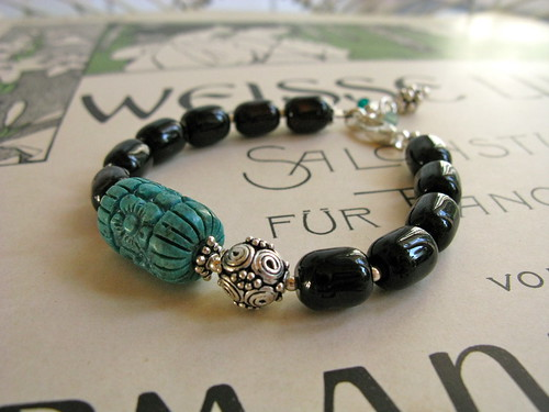Giverny at Night bracelet