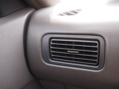 Old Nissan Air-conditioning Vent