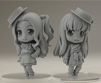 Nendoroid Petit Clara and Alice