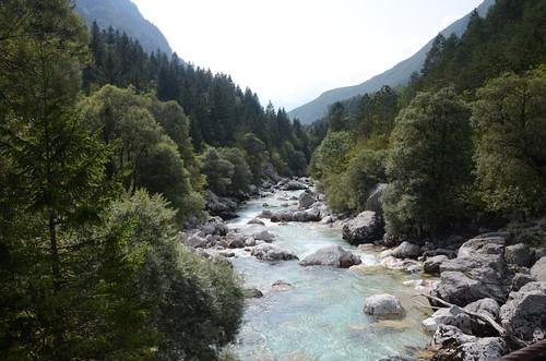 Slowenien: Soca-Tal