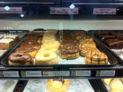 vegan doughnuts <3