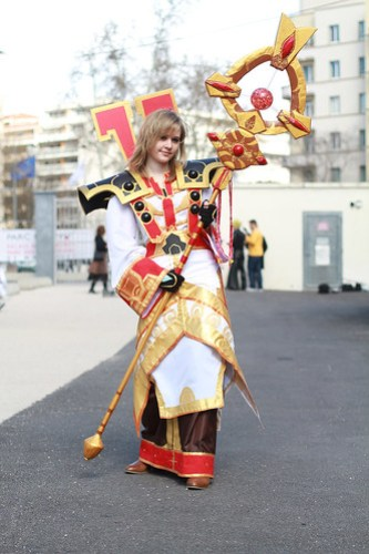 World of Warcraft cosplay2
