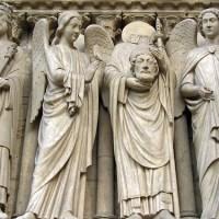 Day 235: Saint Denis the Headless
