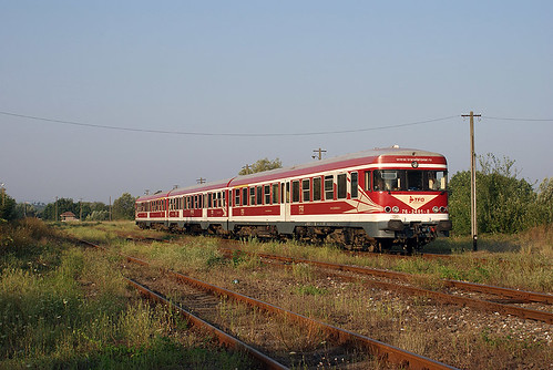 76 2401 (ex DB 624 635) in Glimboca (CS)