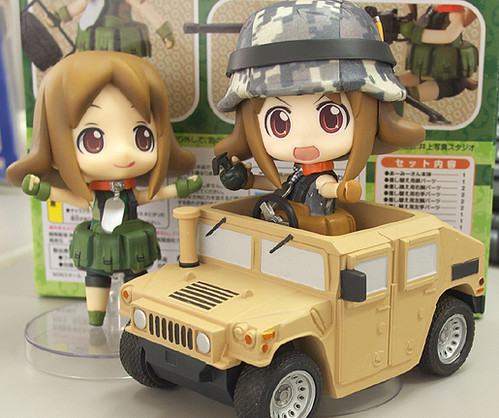 Nendoroid Army-san: Desert version