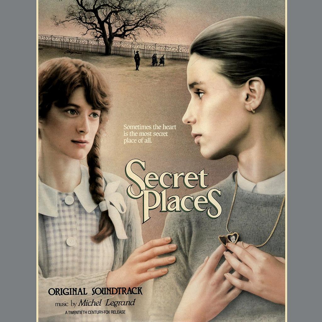 Michel Legrand - Secret Places