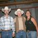 Tom and Traci Davis w Don Edwards
