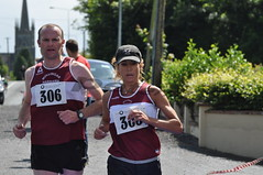 Lakeland 15 mile road race - held at Tyrrellsp...