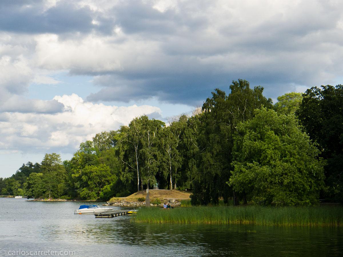 Naturaleza de Djurgården