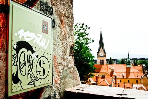 Streets of Ljubljana 5/9