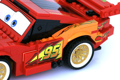 8484 Ultimate Build Lightning Mcqueen - 5