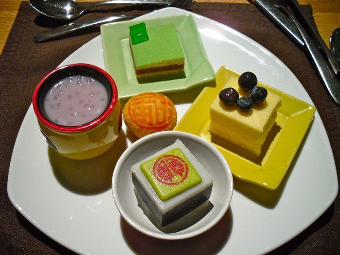 dessert shangri la