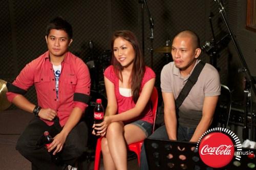 Callalily and Kiss Jane - Coke Music Studio - 2