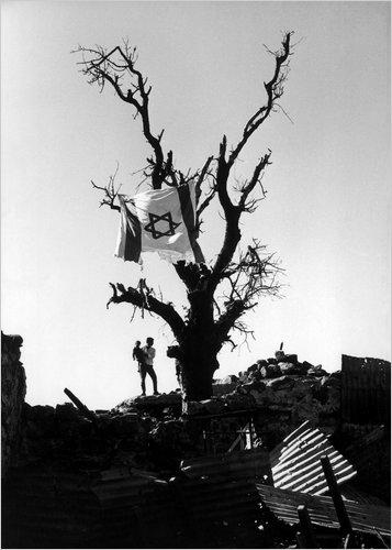 Frontera Siria tras conquista Israel 1967