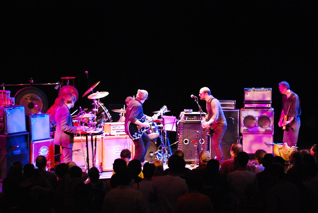 hopscotch music fest: swans