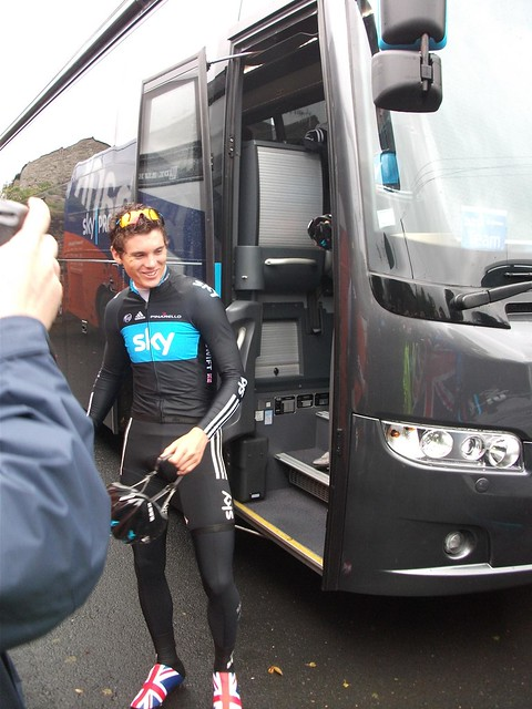 Jill's Tour of Britain 2011