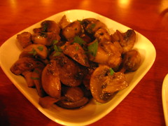 sherry mushrooms