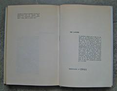 Colette (Sidonie-Gabrielle), Le blé en erbe; Club des éditeurs, (Flammarion), Paris 1956. p. 202 e 203 (part.), 1