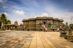 "Belur Temple • <a style=""font-size:0.8em;"" href=""http://www.flickr.com/photos/41711332@N00/6071605979/"" target=""_blank"">View on Flickr</a>"