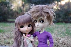 Floella y Finnick