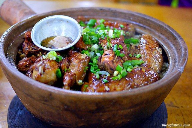 pot rice