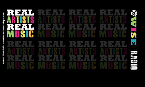 WISE RADIO Real Artists Real Music