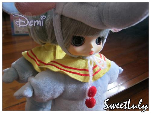 Demi Leah - Byul Dumbo