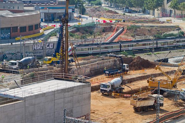Sector Subestación eléctrica - Sur - 23-08-11