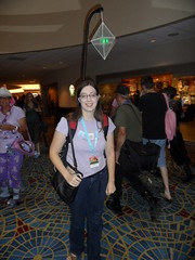 Sims at Dragoncon 2011