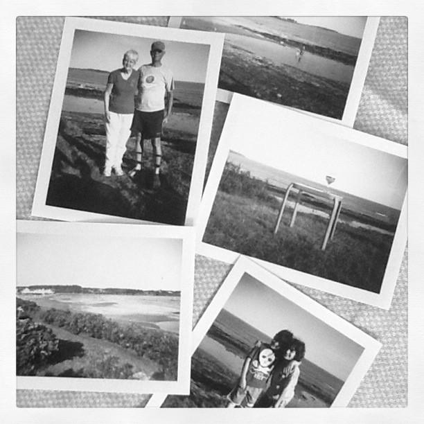 Polaroid 420 Land Camera (black and white)