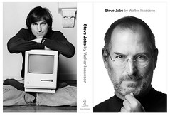 Steve Jobs by Walter Isaacson by stevegarfield, on Flickr
