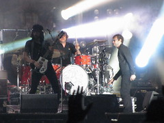 Kasabian live at Frequency Festival