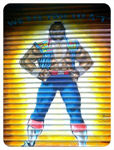 Mr. T, 125th St.