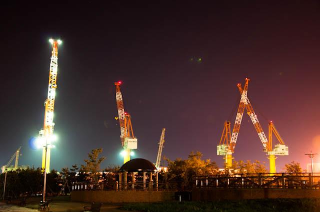 北日本造船 八戸市