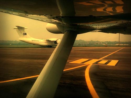 A stop at Entebbe