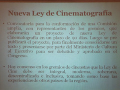 CONACINE - Ley de Cine