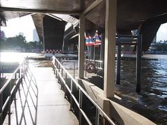Chao Phraya Boat Pier