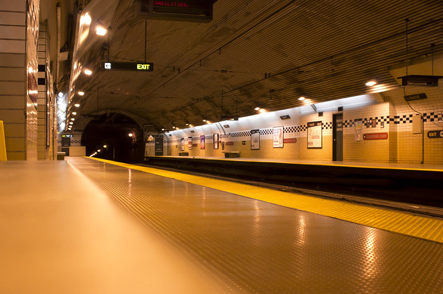 Forest Hill Muni Station (SFMTA)