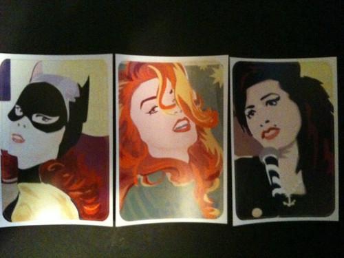 Moo stickers