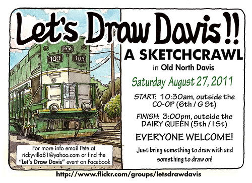 let's draw old north davis!