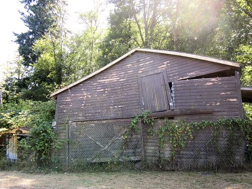 Old Barn at Nelson Park, Poulsbo