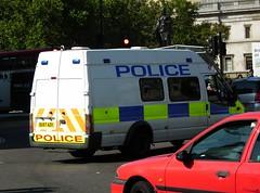 Thames Valley Police OU57 AZX