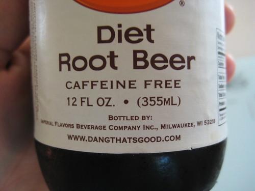 Diet Root Beer Milwaukee, WI made