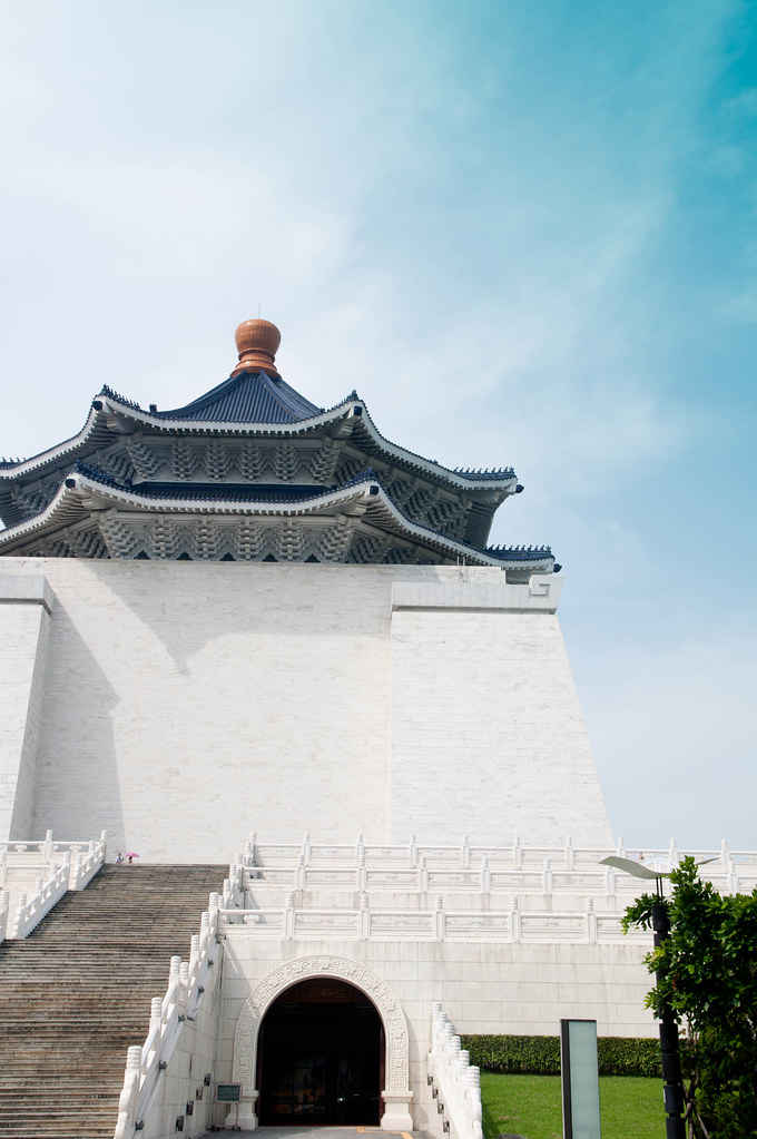 Chiang Kai Shiek Memorial