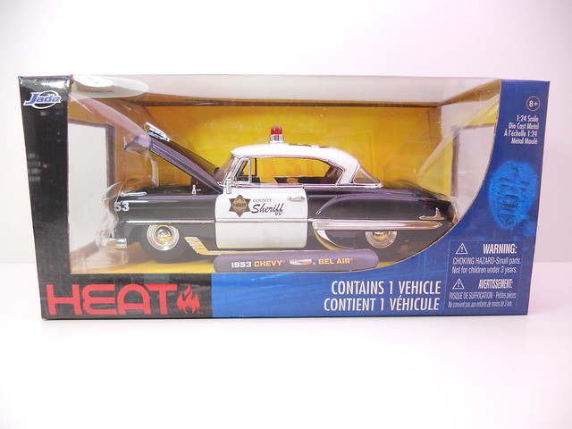 jada toys HEAT 1953 chevy bel air (1)
